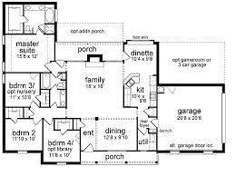 2000 Sq Ft Bungalow Floor Plans Trendy Inspiration 3 2000 Foot House Plans Floor Sq Ft Bungalow