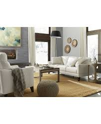 Kenton Fabric 2 Piece Sectional Sofa by Living Room Furniture Sets Macy U0027s