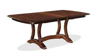 rio vista brown maple dining room collection by
