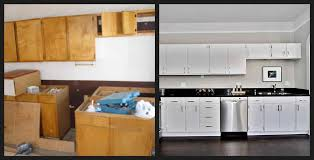 Kitchen Cabinet Refacing Before And After Photos Need A Makeover This Cabinet Refacing And Photos Google Search