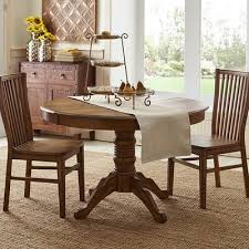 Ronan Extension Java Dining Table Pier  Imports - Pier one dining room sets