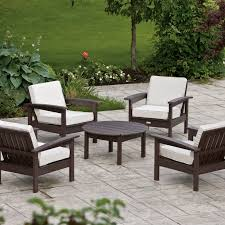 Resin Wicker Patio Furniture Sets - outdoor resin furniture sets roselawnlutheran