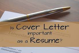 cover letter vs resume chronological vs functional resume which is right for you is cover letter important as a resume guest post