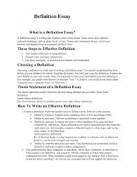 Classification Essay Example Classification Essay Definition