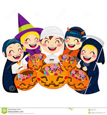 halloween parade background halloween trick or treat clip art u2013 festival collections
