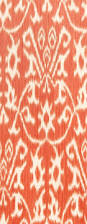 decor coral patterned vervain fabric for home decoration ideas