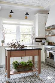 Ideas For A Small Kitchen Space by Best 25 Small Kitchen Cart Ideas On Pinterest Kitchen Carts