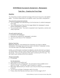 Media coursework gcse help   University assignments custom orders You may find examples of this advertisement on magazines in the sport section  on the sky sports website or even outdoor advertisement on billboards for