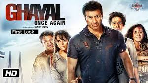 Ghayal Once Again (2016)