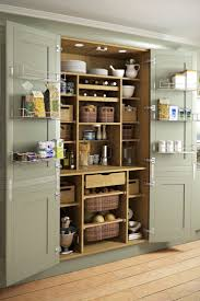 Kitchen Storage Cabinets Pantry Best 25 Kitchen Larder Cupboard Ideas On Pinterest Larder