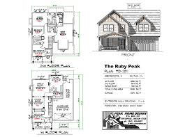 the ruby peak md2011 peak home design oregon