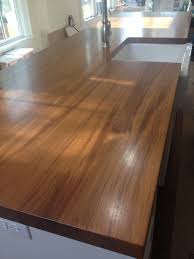 kitchen island countertop on this old house wood countertop blog