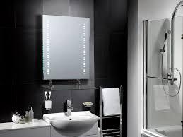 bathroom cabinets infinity wide led light bathroom mirror