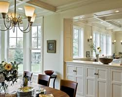 dining room simple casual dining room decor interior with