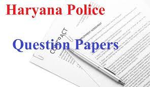 haryana police constable model question paper pdf download