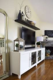 Top Of Kitchen Cabinet Decor Ideas Best 25 Above Tv Decor Ideas On Pinterest Wall Decor Above Tv