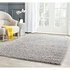 safavieh athens shag light grey area rug 5 1 x 7 6 by safavieh house