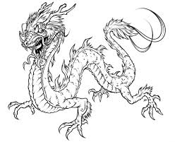Coloring Ideas by Printable Dragon Coloring Pages Fablesfromthefriends Com