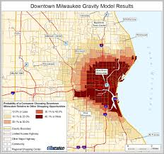 Crime Map By Zip Code by Trade Area Analysis U2013 Downtown Market Analysis