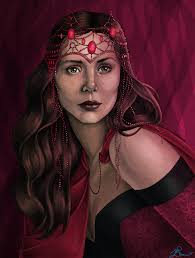 scarlet witch costume comics scarlet witch by jgiampietro on deviantart