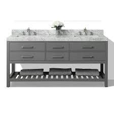 shop ancerre designs elizabeth sapphire gray undermount double