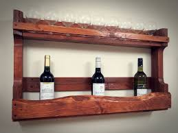 Simple Wall Shelves Design Furniture Outstanding Diy Wooden Pallet Bookshelf In Wall With