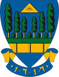 Uszód község címere