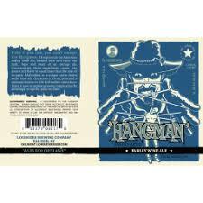 Hangman : Lonerider Brewing Company : BreweryDB.