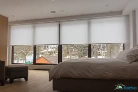child u0027s bedroom design with motorized blinds automated window