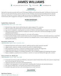 Sales Associate Resume Sample   ResumeLift com   sales associate resume samples