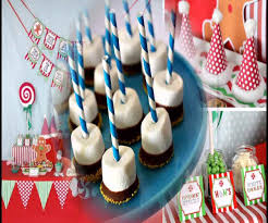 children u0027s christmas party ideas food best images collections hd