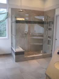 Natural Stone Bathroom Ideas Divine Design Ideas Using Brown Tile Backsplash And Rectangular
