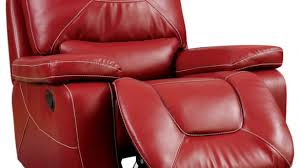 wonderful living rooms slogan large swivel recliner in red