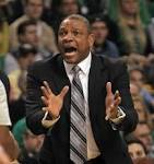 Doc Rivers looks son in eyes | Boston Herald