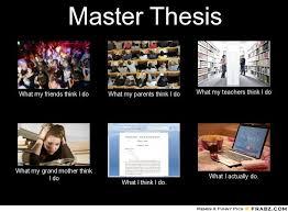 master thesis Pinterest