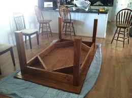 Best DIY Furniture Images On Pinterest Farm Tables Kitchen - Farmhouse kitchen tables
