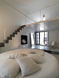 Small Penthouses Design by Aâ Large Bedroomâ Isâ A Place To Relaxâ And Recharge Aâ Stylishâ