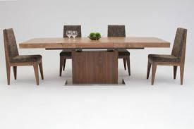 Dining Room Tables Seattle Expandable Dining Table Modern Zamp Co