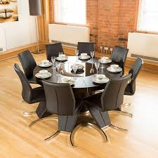 dining tables round table that expands to seat 12 20 seater