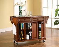 Kitchen Cart Ideas Mobile Kitchen Carts Deliver Functional Storage Solutions The