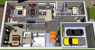 How To Design House Plans Bungalows House Plans Home Decorating Interior Design Bath