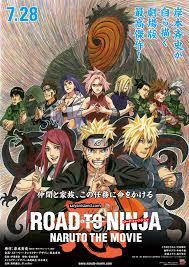 Naruto Shippuden El camino ninja (2013) [Vose]