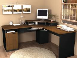 Wooden Office Tables Designs Furniture Marvelous Black Wooden Desks Bring Stunning Design