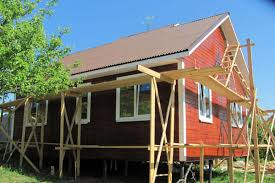 Ошибки при сооружении деревянных зданий фото