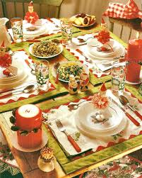 christmas table decoration ideas idolza