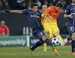 Thiago Silva+Messi