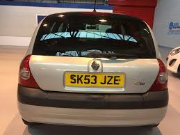 renault clio 1 1 extreme 2 authentique 3dr manual for sale in