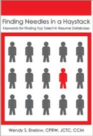 Finding Needles in a Haystack  Keywords for Finding Top Talent in Resume Databases