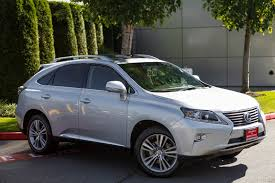 lexus used reading used 2015 lexus rx 450h for sale bellevue wa