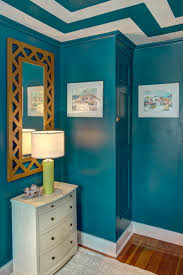 excellent ideas of home interior paint with blue wall color also